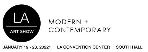 LA Art Show VIP Logo